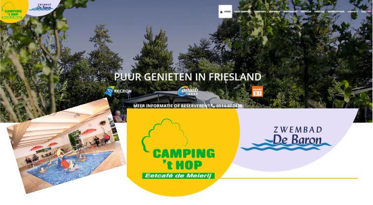 Camping 't Hop uit Wijckel zet Office 145 in