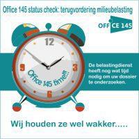Klanten van Office 145 ontvangen met regelmaat een update.